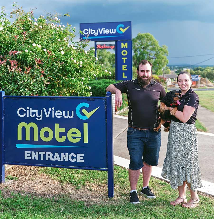 City View Motel Warwick Accomodation hotel